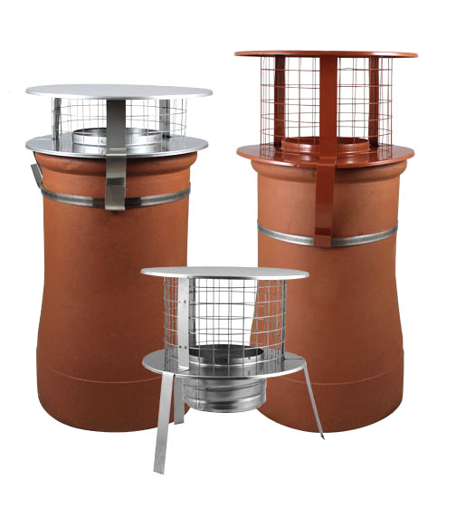 Chimney Cowls and Terminals